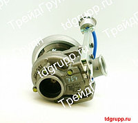 4038287 Турбокомпрессор Hyundai R170W-9