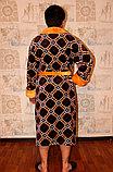 Домашний мужской халат из вельсофта., фото 2