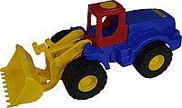 """""""Гранит"""", трактор-погрузчик"""