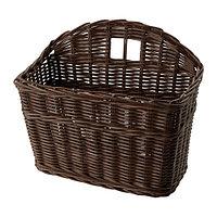 Корзина ГАББИГ темно-коричневый ИКЕА, IKEA , фото 1
