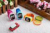 Сенсорные детские часы Q90 с гарантией