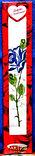 """Подарок для женщины - Полотенце подарочное """"Роза"""". 50*90 см. Турция. , фото 2"""