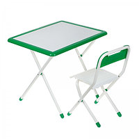 """Набор мебели """"Дэми"""" № 3-06 """"Дэми- White"""" (бело-зеленый)"""