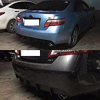 Диффузор на задний бампер Toyota Camry v40 V2.4, V3.5, фото 1