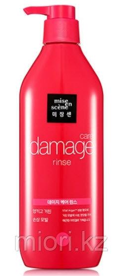 Бальзам для поврежденных волос Mise En Scene Damage Care Conditioner,680мл