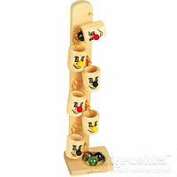 Игрушка Деревянные Ведрышки , фото 1