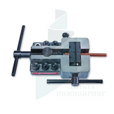 Двойной пресс для развальцовки Rothenberger ДБ10 4,75-5-6-8-9-10 мм
