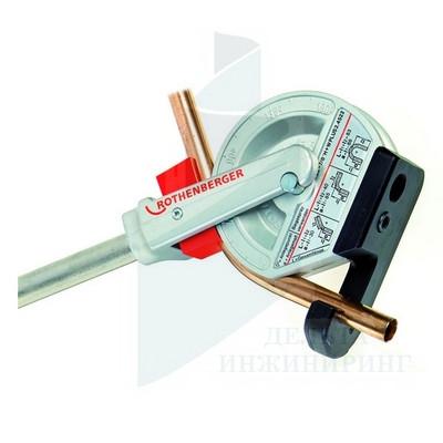 Универсальный трубогиб Rothenberger Robend H+W PLUS, к-т в металлическом ящике, 12-15-18-22 мм