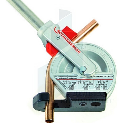 Трубогиб Rothenberger Robend H+W PLUS, 14 мм