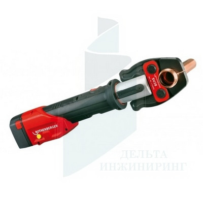 Пресс-фитинг Rothenberger Romax Compact в пластмассовом ящике с клещами TH 16-20-26мм