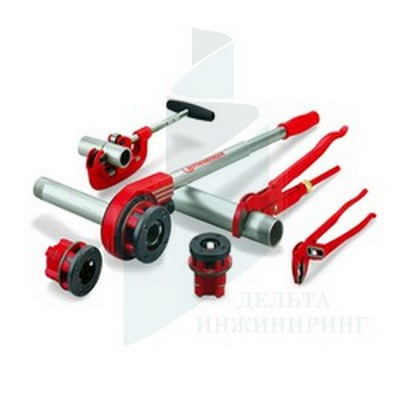 Сантехнический набор Rothenberger SANI KIT SUPER S 1 BSPT R1/2-3/4-1