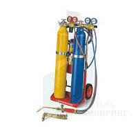 Универсальный набор (тройной газ) Rothenberger RE17 AМS 10/10 передвижной
