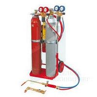Стандартный набор (тройной газ) Rothenberger RE17 AМS 10/10 передвижной