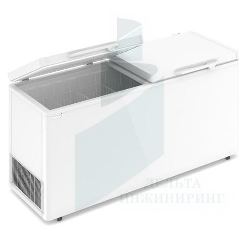 Морозильный ларь FROSTOR STANDART DOUBLE F 700 SD