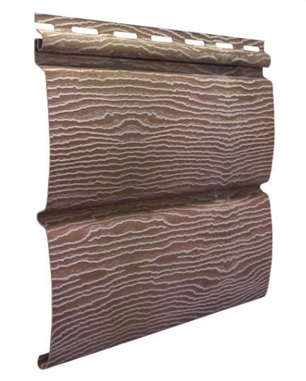 Сайдинг Дуб натуральный 3,40х0,23 м Тимберблок