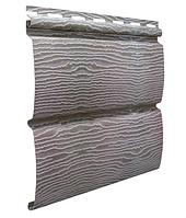 Сайдинг Дуб серебристый 3,40х0,23 м Тимберблок