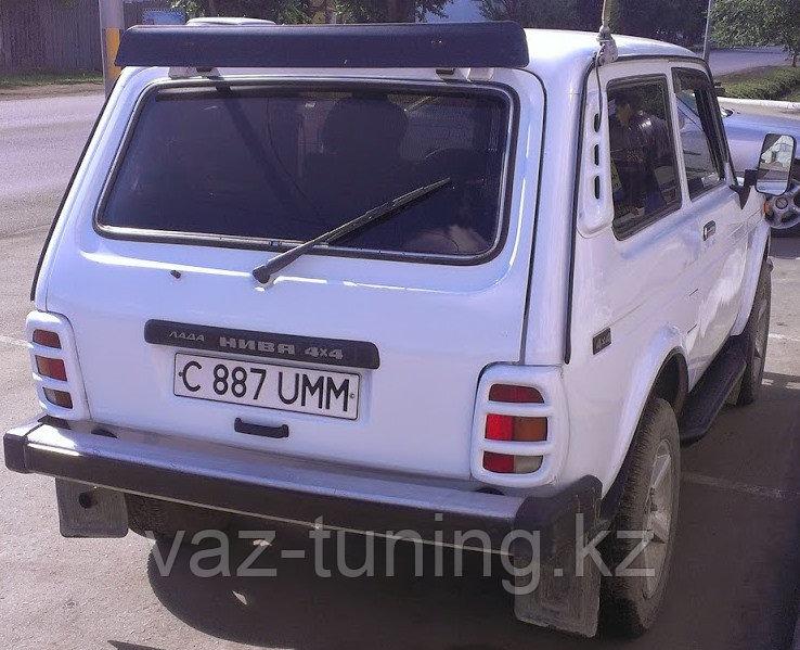 Накладки задних фонарей Нива ВАЗ 21213, 21214