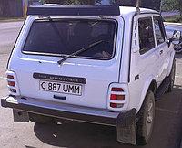 Накладки задних фонарей Нива ВАЗ 21213, 21214, фото 1