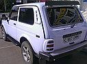 Накладки задних фонарей Нива ВАЗ 21213, 21214, фото 4