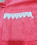 Подарок для женщины. Банный махровый халат. Россия. , фото 2