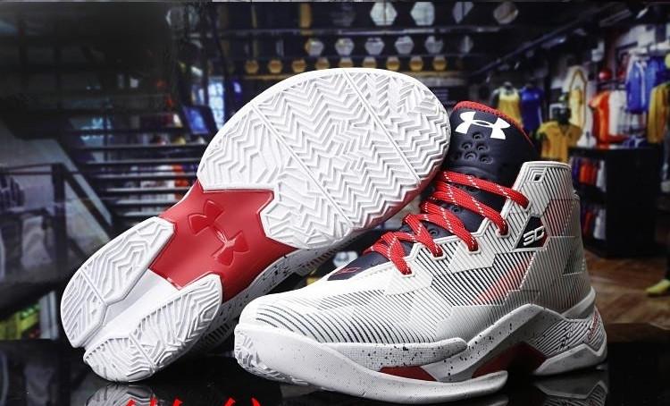 Баскетбольные кроссовки Under Armour Curry 2.5 Stephen Curry