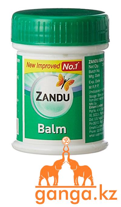 Новый Улучшеный Болеутоляющий Бальзам Занду (ZANDU Balm), 25 мл