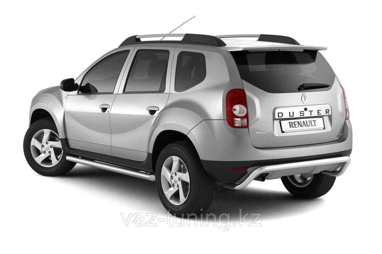 Спойлер Спорт  Renault Duster 2012- / Nissan Terrano