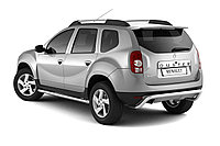 Спойлер Спорт  Renault Duster 2012- / Nissan Terrano, фото 1