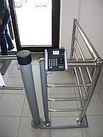 Установка биометрической системы учета рабочего времени и контроля доступа 6