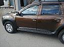 Молдинги дверей Renault Duster 2012-, фото 2