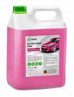 "Активная пена ""Active Foam Pink"" (канистра 6 кг) GRASS"