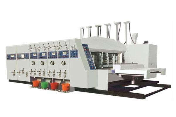 Оборудование для производства гофрокоробов
