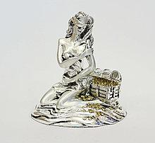 Статуэтка Фортуна. Ручная работа. Италия