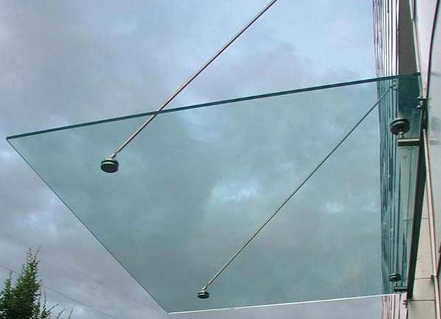 Светопрозрачные крыши и козырьки