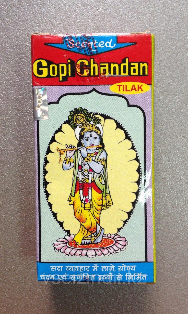 Глина для тилака Гопи Чандан, 70 гр