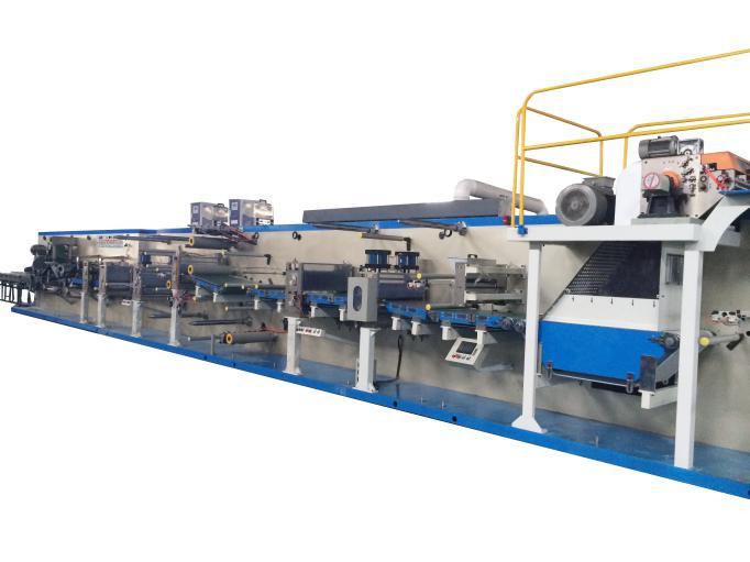 Оборудование по производству одноразовой пеленки