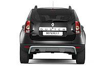 Защита заднего бампера Renault Duster 20112-, фото 1