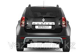 Защита заднего бампера Renault Duster 20112-