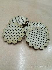 Основа для декорирования «сердечко» ромашка