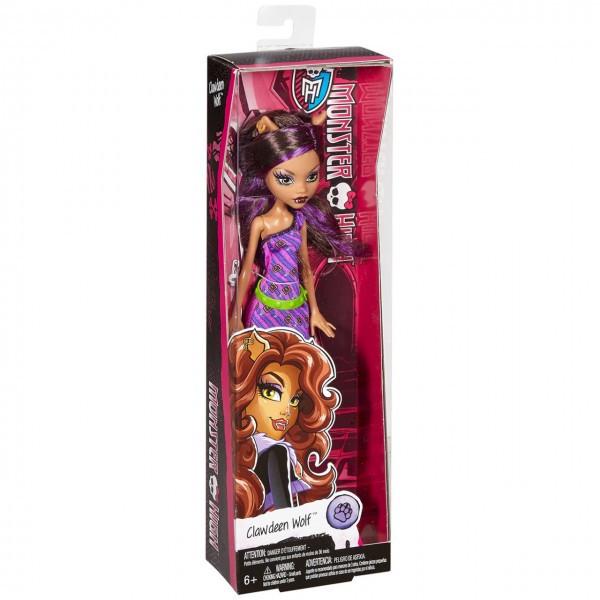 Monster High Базовые куклы перевыпуск - фото 2