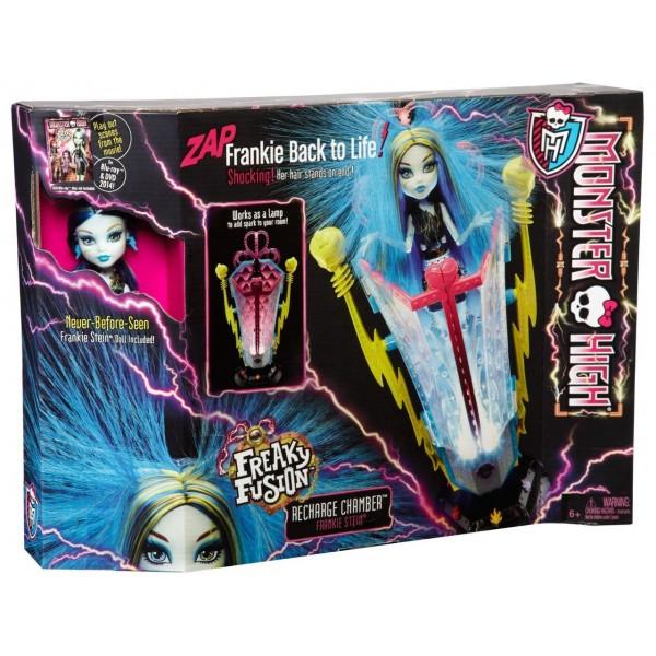 """Monster High Игровой набор """"Фрэнки и комната"""" - фото 2"""