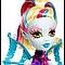 Куклы Monster High (Монстер Хай) DHB57 Большой Скарьерный Риф в ассортименте + DNV65 MH. Черлидеры в ассортиме, фото 4