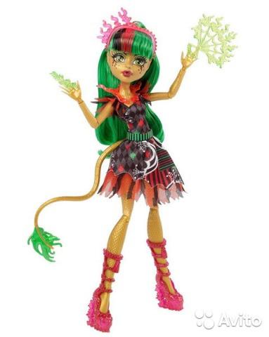 Куклы Monster High (Монстер Хай) CHY01 Фрик Дю Шик. Куклы в ассортименте - фото 3