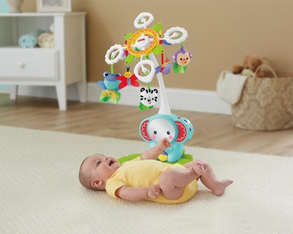 Fisher Price:Мобиль для детской кровати/ игр на полу