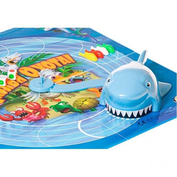 "Hasbro (Хасбро) Игра ""Акулья охота"" в коробке"