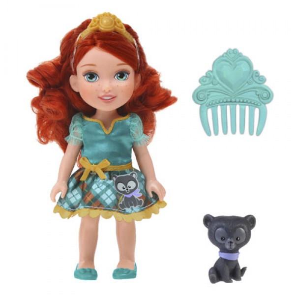 Игрушка Кукла Принцессы Дисней Малышка с питомцем в ассортименте - фото 2