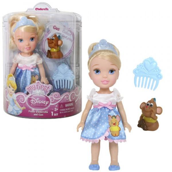 Игрушка Кукла Принцессы Дисней Малышка с питомцем в ассортименте - фото 4