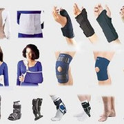 Ортопедические товары ,Бандажи и фиксаторы