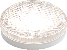 Светодиодный светильник для ЖКХ ЛУЧ с датчиком 8Вт