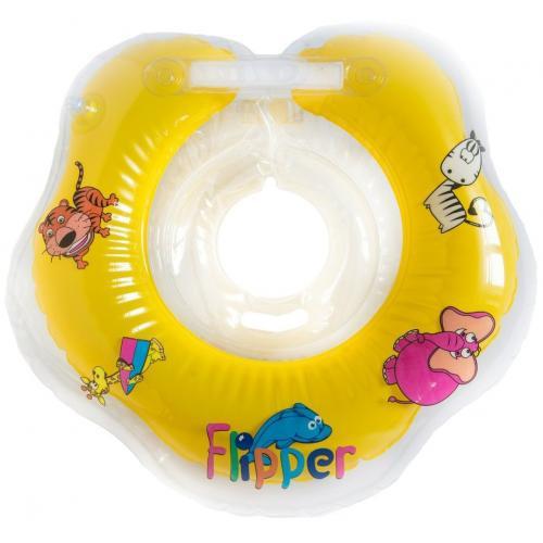 Круг на шею Flipper для купания малышей 0+